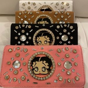 Handbags - Betty Boop Wallet